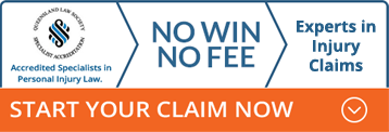 Personal Injury Lawyer Claim request form