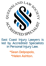 Queensland Law Society Accredited Specialist Gold Coast Injury Lawyers